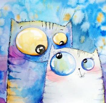 Мастер-класс по рисованию для самых юных художников (6+). Картина на выбор!